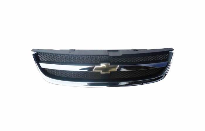 Persiana Chevrolet Optra  Negro Con Bordes Cromados SEDAN 2005 2008