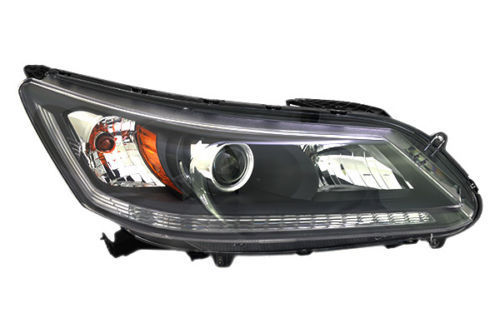 Silvin Derecho Honda Accord Sedan Halogeno, Ambar, NO LED 2013 2015