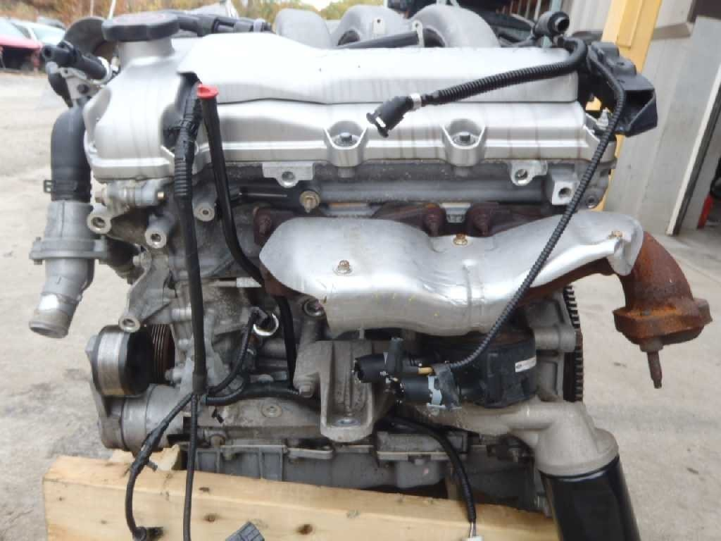 Motor Jaguar S Type
