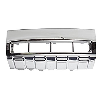 Rejilla central de bumper Ford Escape cromada 2008 2012