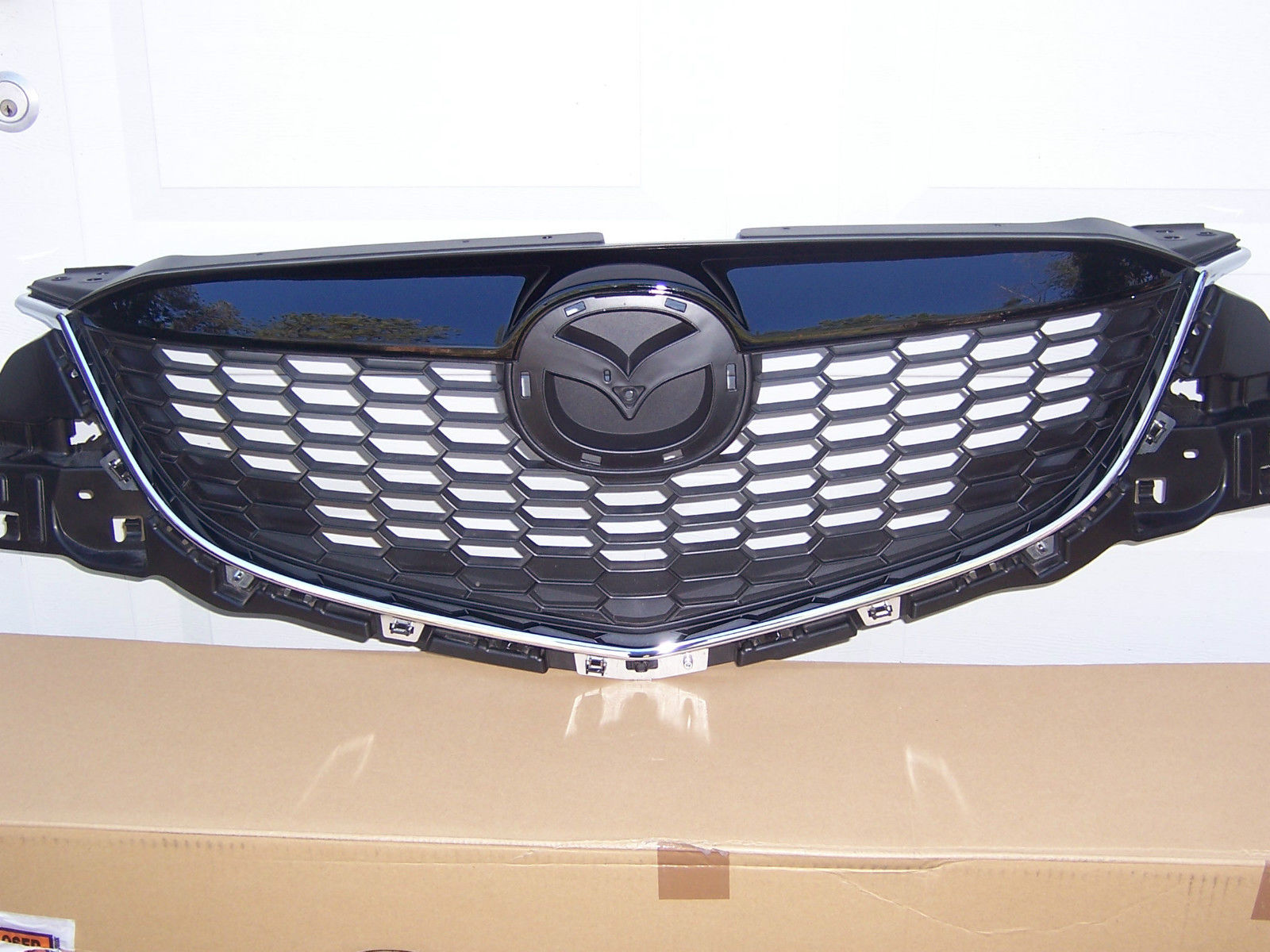 Persiana Frontal Mazda CX-5 2013 2014